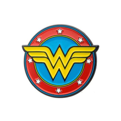 Wonder Woman Logo Enamel Pin