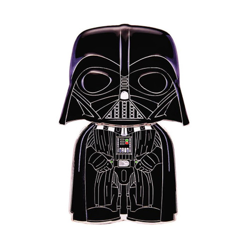 Star Wars Darth Vader Large Enamel Pop! Pin #02