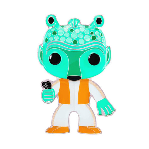 Star Wars Greedo Large Enamel Pop! Pin #04