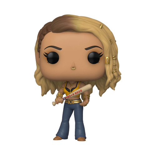 Birds of Prey Harley Quinn Black Canary Boobytrap Battle Pop! Vinyl Figure #304