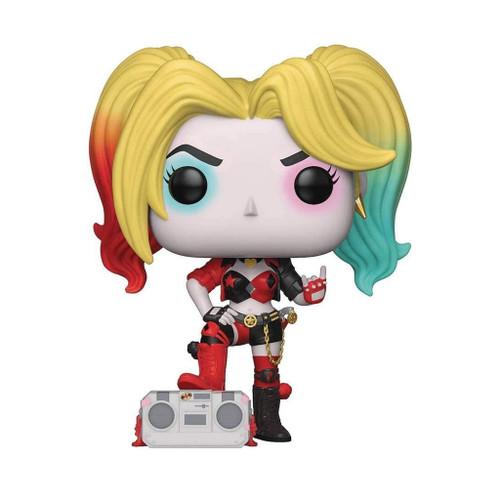 DC Heroes Harley Quinn Boombox Pop! Vinyl Figure #279