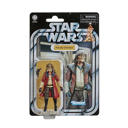 Star Wars The Vintage Collection Hondo Ohnaka Action Figure