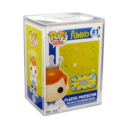 Funko Pop! Stacks Premium Plastic Vinyl Figure Protector #1