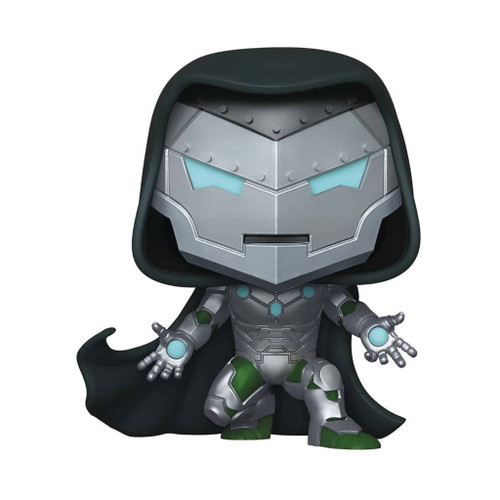 Marvel Infamous Iron Man Glow in the Dark Pop! Vinyl Figure #677
