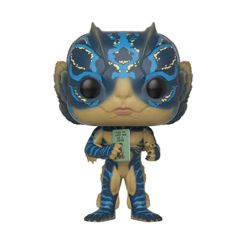 The Shape of Water Amphibian Man with Card Pop! Vinyl Figure #627