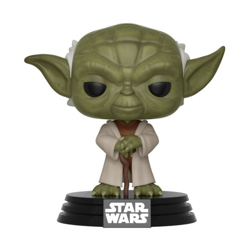 Star Wars The Clone Wars Master Yoda Pop! Vinyl Figure #269