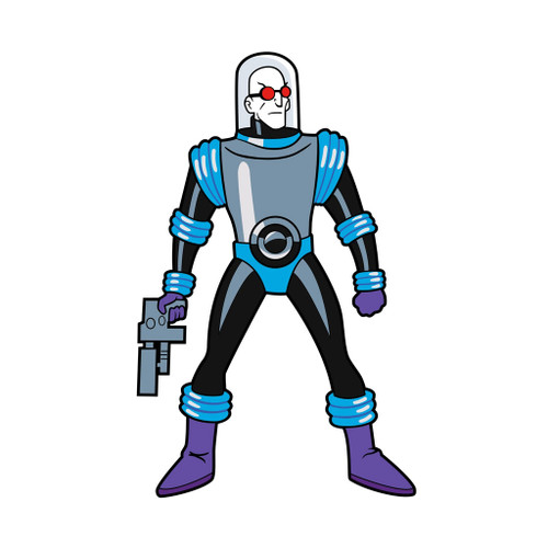 Mr Freeze Batman the Animated Series FiGPiN Limited Edition Enamel Pin #482