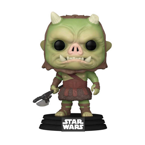 Star Wars The Mandalorian Gamorrean Fighter Pop! Vinyl Figure #406