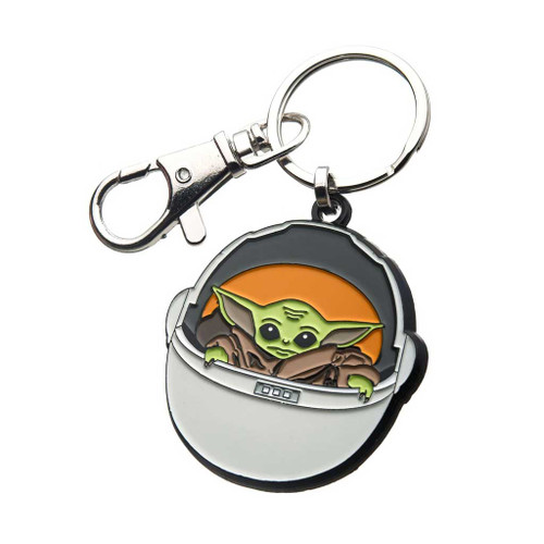 Star Wars The Mandalorian The Child Pod Key Chain