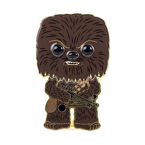 Star Wars Chewbacca Large Enamel Pop! Pin #08