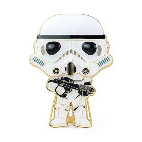 Star Wars Stormtrooper Large Enamel Pop! Pin #07
