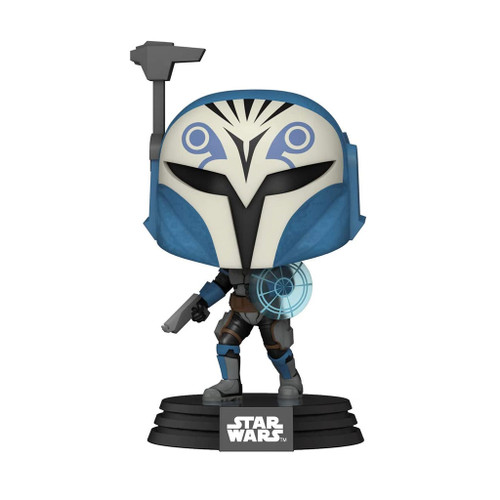 Star Wars The Clone Wars Bo-Katan Kryze Pop! Vinyl Figure #412