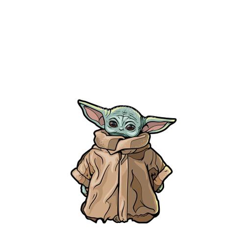 Star Wars The Mandalorian The Child FiGPiN Enamel Pin #507