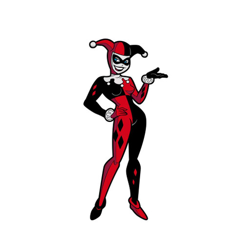 Batman the Animated Series Harley Quinn FiGPiN Enamel Pin #478