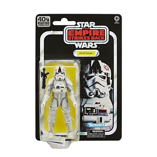 Star Wars The Black Series At-At Driver Empire Strikes Back 40th Anniversary 6-Inch Action Figure