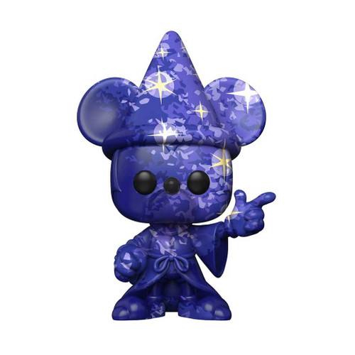 Disney Fantasia 80th Anniversary Mickey #1 Artist Series Pop! Vinyl Figure #14