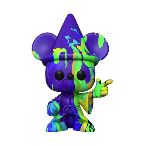Disney Fantasia 80th Anniversary Mickey #2 Artist Series Pop! Vinyl Figure #15