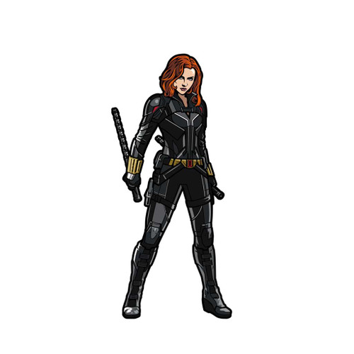 Black Widow FiGPiN Enamel Pin #398