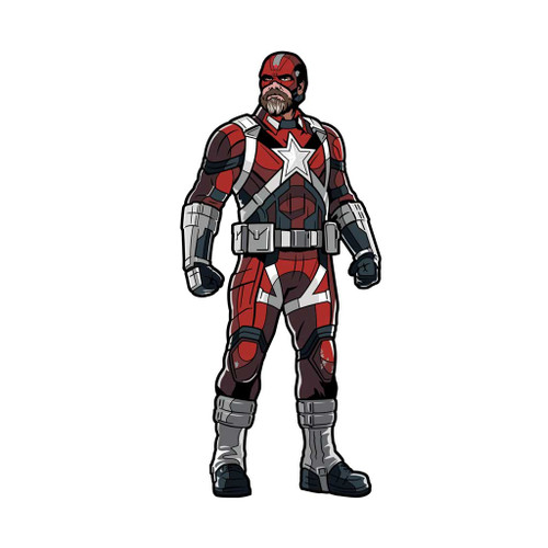 Black Widow Movie Red Guardian FiGPiN Enamel Pin #401