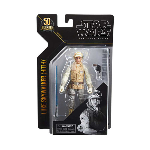 Star Wars The Black Series Luke Skywalker Archive Empire Strikes Back 6-Inch Action Figure-