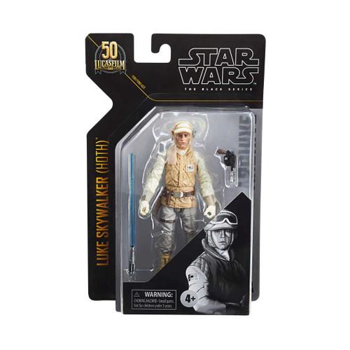 Star Wars The Black Series Luke Skywalker Archive Empire Strikes Back 6-Inch Action Figure-