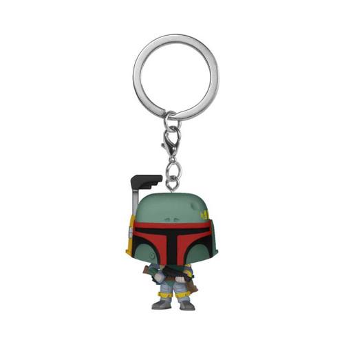 Star Wars Boba Fett Pocket Pop! Keychain
