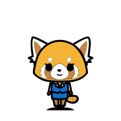 Sanrio Aggretsuko FiGPiN Enamel Pin #483
