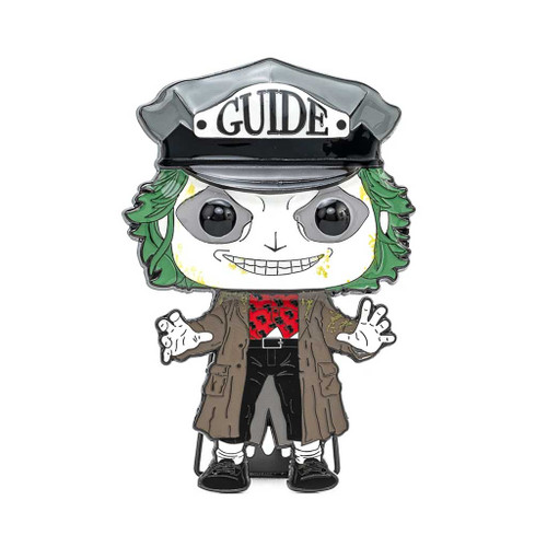 Beetlejuice Horror Large Enamel Pop! Pin #04