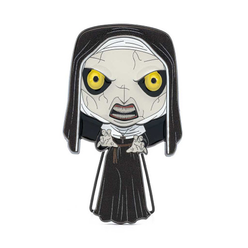 The Nun Horror Large Enamel Pop! Pin #02
