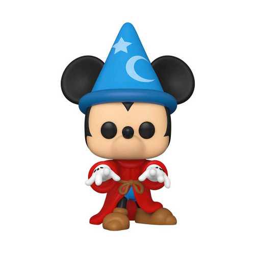 Disney Fantasia 80th Anniversary Sorcerer Mickey Pop! Vinyl Figure #990