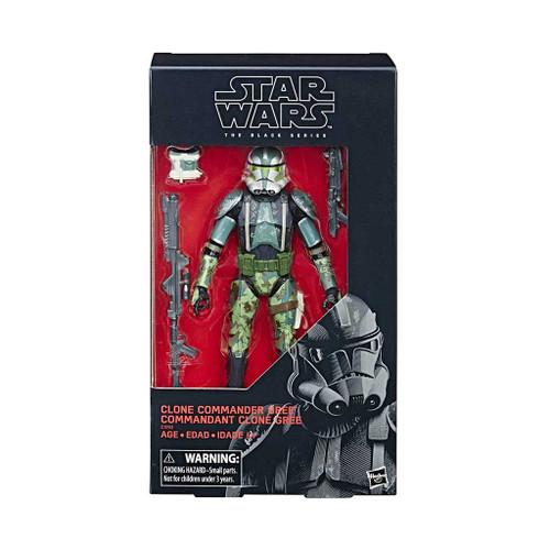 Star Wars Black Series Commander Gree 6-Inch Action Figure