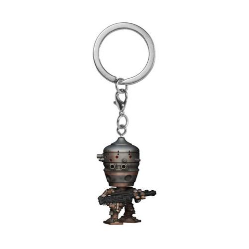 Star Wars The Mandalorian IG-11 Pocket Pop! Keychain