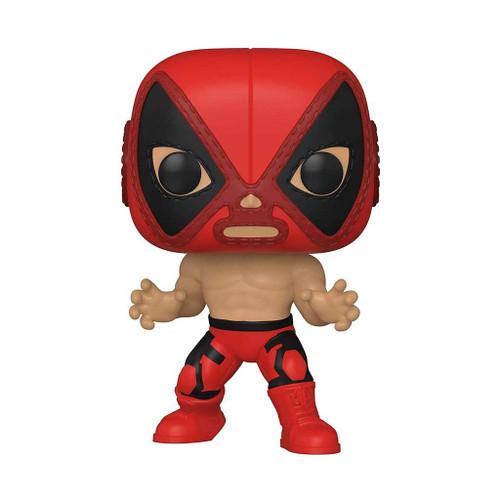 Marvel Luchadores El Chimichanga De La Muerte Deadpool Pop! Vinyl Figure #712
