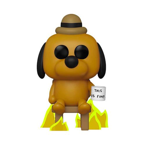 This is Fine Dog Exclusive Pop! Vinyl Figure #56