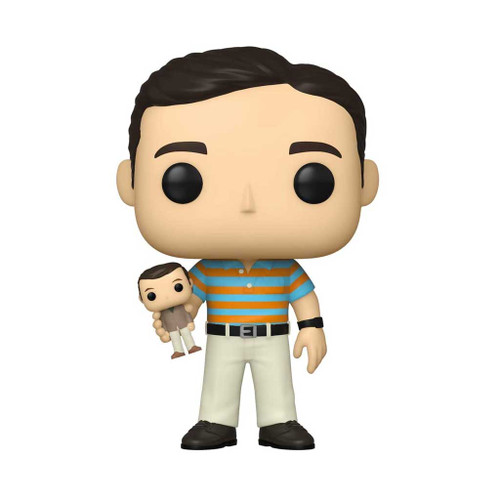 40 Year Old Virgin Andy Holding Oscar Pop! Vinyl Figure #1064