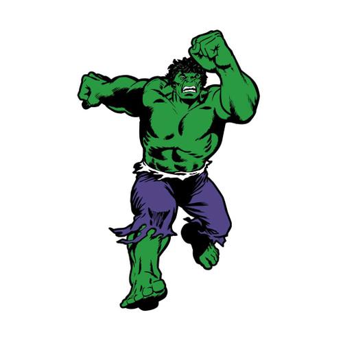 Hulk Marvel Classic FiGPiN Enamel Pin #499