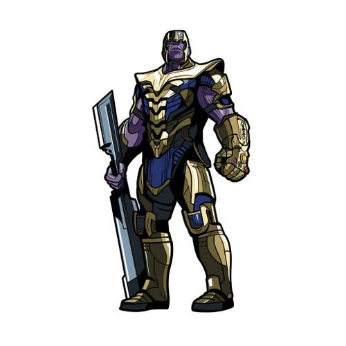 Thanos Avengers Endgame FiGPiN XL Enamel #X9