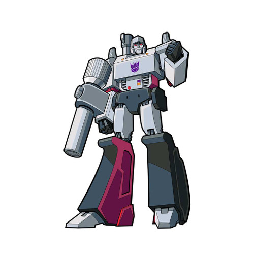 Transformers Megatron FiGPiN Enamel Pin #668
