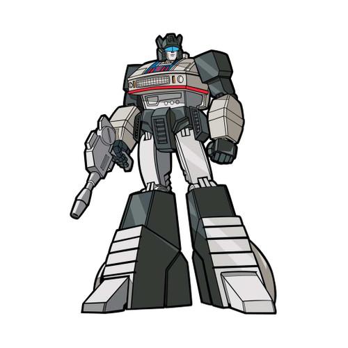 Transformers Jazz FiGPiN Enamel Pin #671