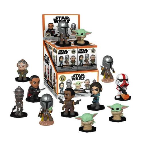 Star Wars The Mandalorian Mystery Mini Bobble-Head Figure Blind Box