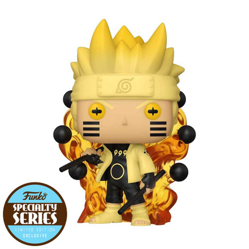 Naruto Six Path Sage Glow-in-the-Dark Specialty Series Pop! Vinyl Figure #932