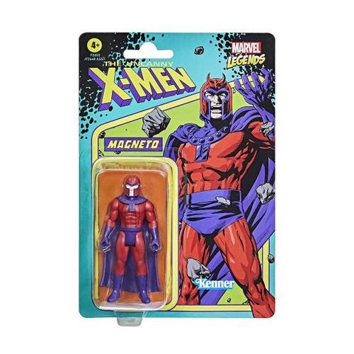 Marvel Legends Retro 375 Collection Magneto Action Figure