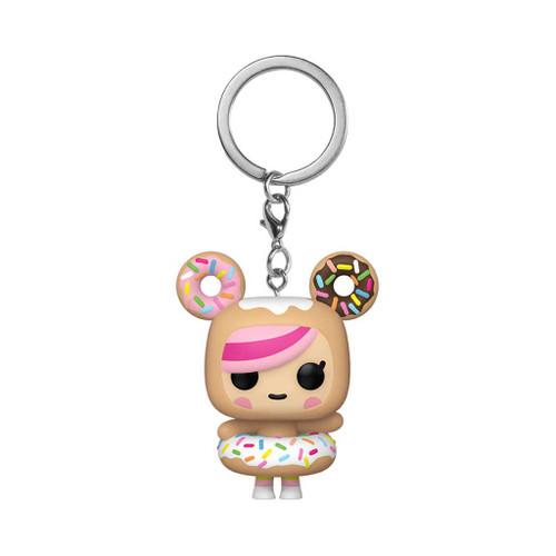 Tokidoki Donutella Pocket Pop! Key Chain