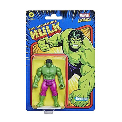 Marvel Legends Retro 375 Collection The Incredible Hulk Action Figure