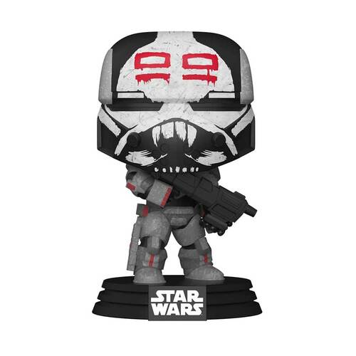 Star Wars The Bad Batch Wrecker Pop! Vinyl Figure #443