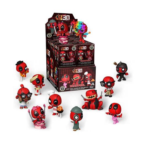 Deadpool 30th Mystery Mini Vinyl Figure Blind Box