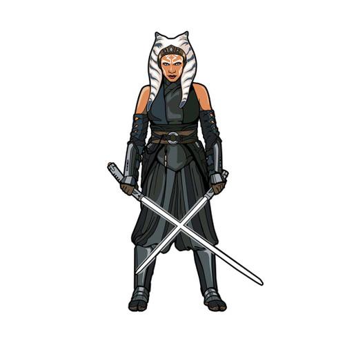 Star Wars Ahsoka Tano The Mandalorian FiGPiN Enamel Pin #735