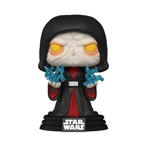 Star Wars The Rise of Skywalker Revitalized Palpatine Pop! Vinyl Figure #433