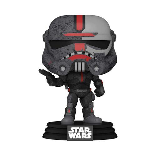 Star Wars The Bad Batch Hunter Pop! Vinyl Figure #446