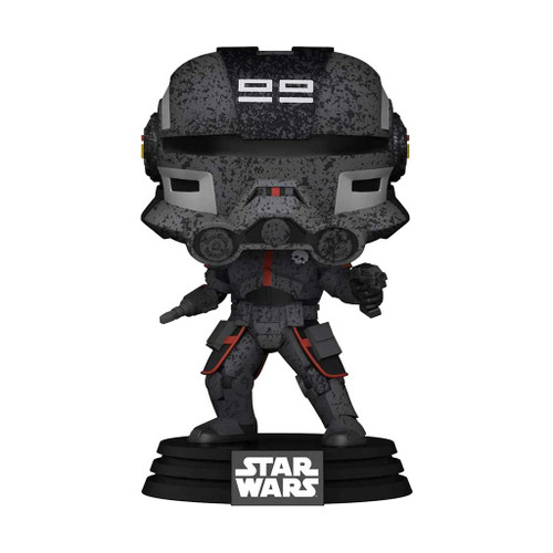 Funko Pop! Star Wars: Bad Batch Echo